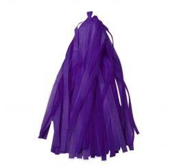 Тассел фиолетовый 36см