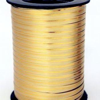 Лента Бронзовая с золотой полосой 250ярд