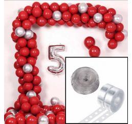 Пластиковая Лента для арки из шаров 5м