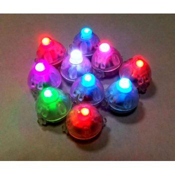 Мигающий светодиод для шариков (сфера)
