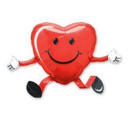 Ходячка Сердце 66см