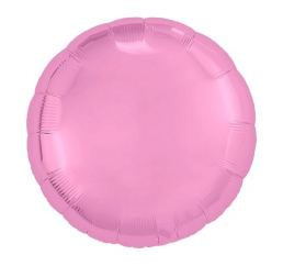 18'' Круг Розовый К