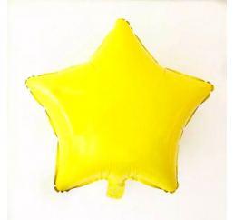 18'' Звезда Жёлтая К