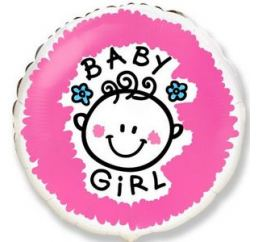 "18"" Baby girl ФМ"