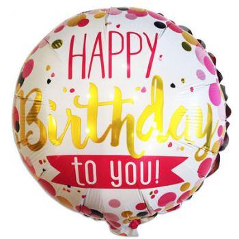 Happy Birthday to You K
