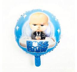 Шар Baby BOSS (бейби босс) 45см К