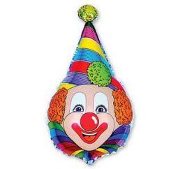 Клоун в колпаке ФМ