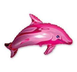 Дельфин Розовый ФМ