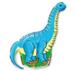 Динозавр Голубой ФМ