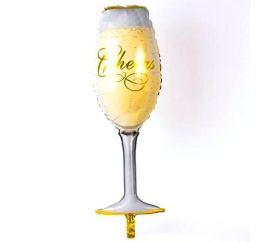 Шар Бокал Шампанского К