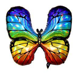 Шар Бабочка голография К