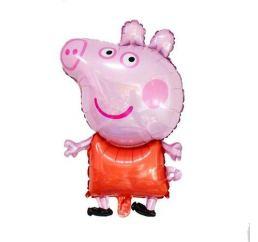 Шар Свинка Пеппа Розовая К