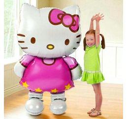 Шар Hello Kitty БОЛЬШАЯ  К