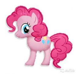 Фигурный шар пони Пинки Пай 100см ФМ