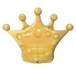 Шар Корона золото Q