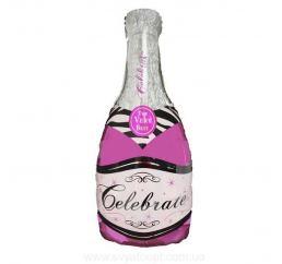 Шар Шампанское Розовое К