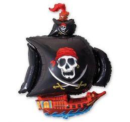 Минифигура Пиратский корабль