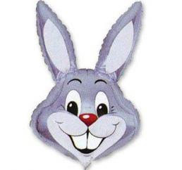 Минифигура Кролик Серый