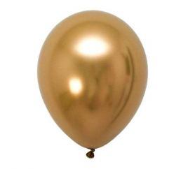 Шары Хром Золото Shiny 33cm