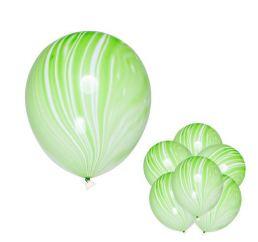 Мраморный Зеленый шар К