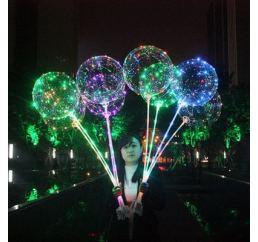 Светящийся Шар 16'' с LED лентой