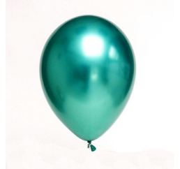 Шары Хром Зелёные ShinyGreen 33cm