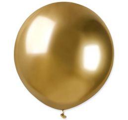 Шары Хром 45см Золотые