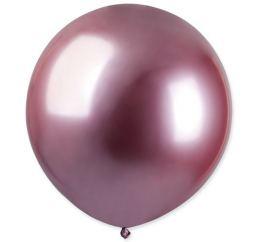 Шары Хром 45см Розовые