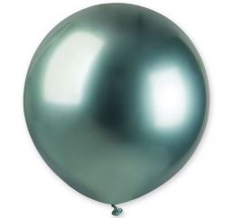 Шары Хром 45см Зелёные
