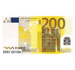 Конверт для денег 200 ЕВРО 194