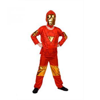 Дитячий карнавальний костюм супергероя ЗАЛІЗНА ЛЮДИНА